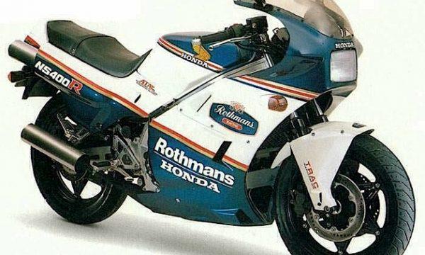 HONDA NS 400 R – (1984/1987) – Giappone