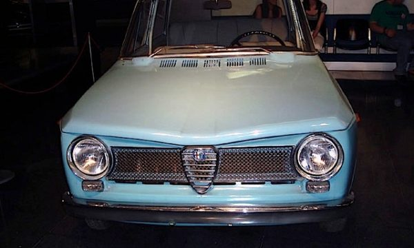 ALFA ROMEO TIPO 103 ( Prototipo ) – (1959) – Italia