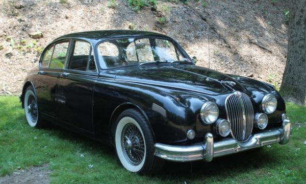 JAGUAR MK II – (1959/1967) – Gran Bretagna