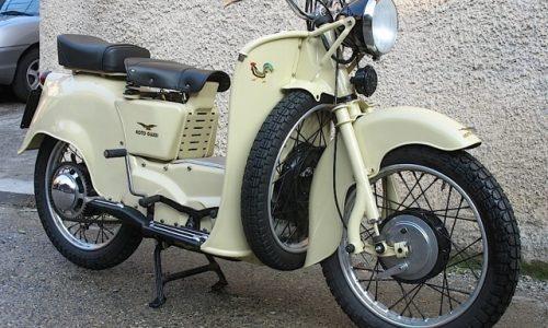 MOTO GUZZI GALLETTO – (1950/1961) – Italia
