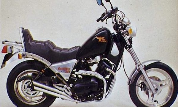MOTO MORINI EXCALIBUR – (1992)