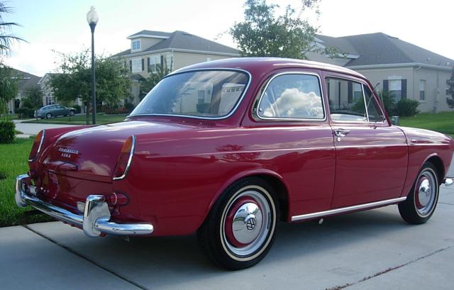 Volkswagen 1500 auto d 39 epoca curiosit scheda video e foto for Furgone anni 70 volkswagen