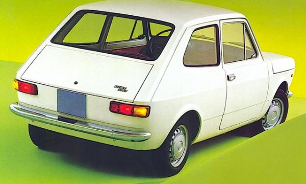 FIAT 127 (Prima Serie) – (1971/1977) – Italia