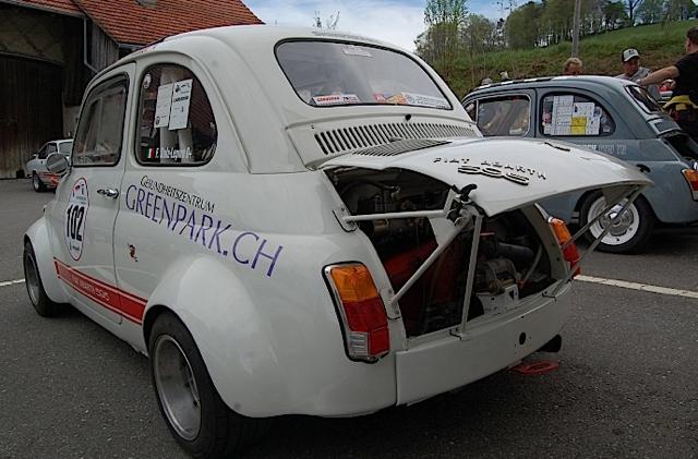 Fiat Abarth 595 1963-1971
