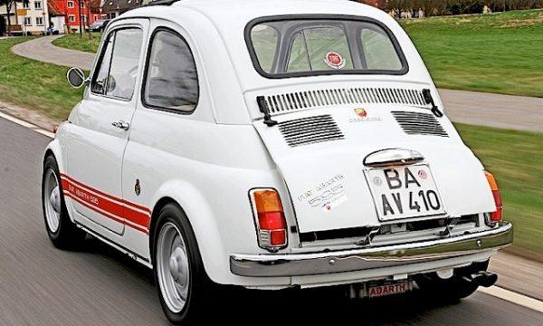 FIAT ABARTH 595 – (1963/1971)