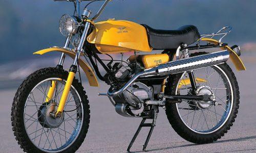 MOTO GUZZI DINGO CROSS – (1967/1974) – Italia