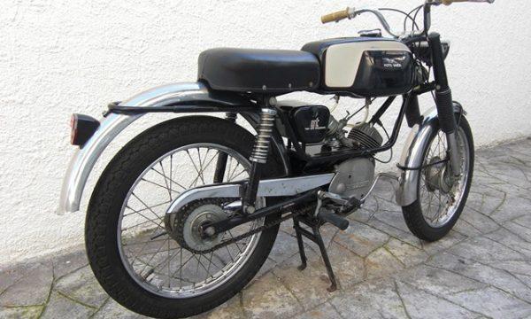 MOTO GUZZI DINGO GT – (1967/1974) – Italia