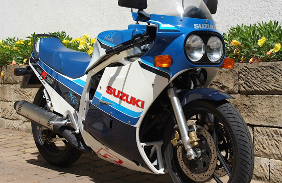 SUZUKI GSXR 750 – (1985) – Giappone