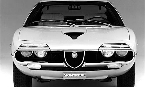 ALFA ROMEO MONTREAL – (1970/1977) – Italia