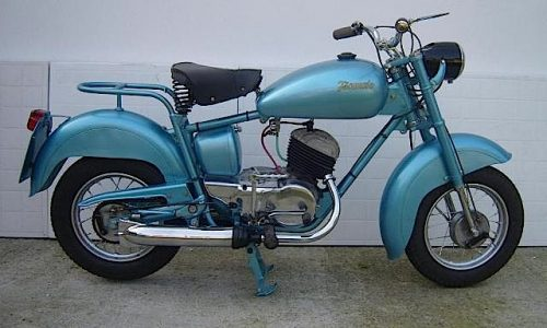 ISO 125 ISOMOTO – (1951) – Italia