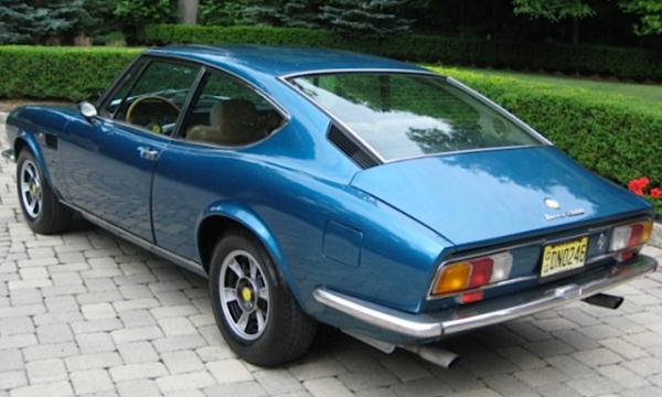 FIAT DINO 2400 Coupè – (1969/1973) – Italia