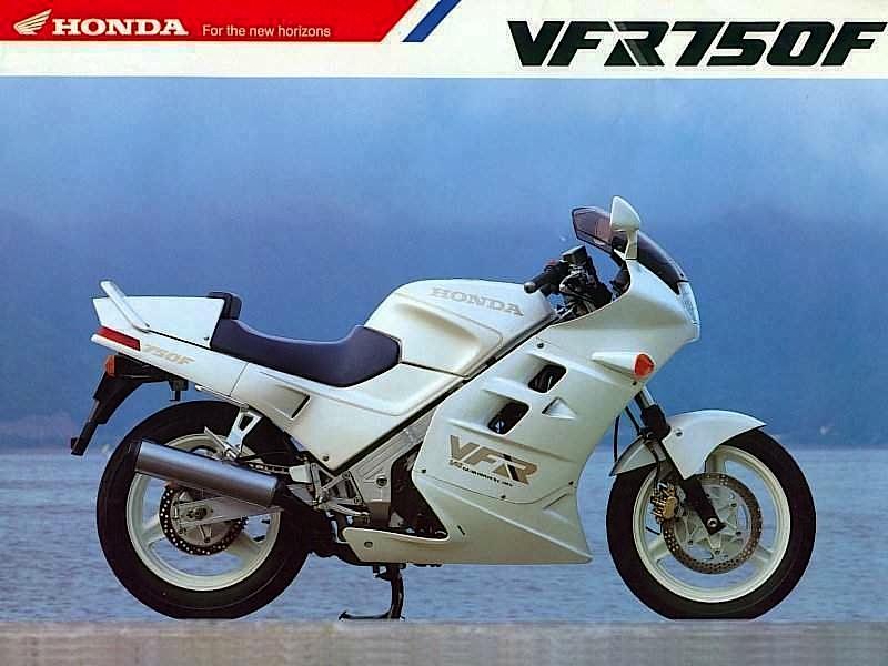 Honda VFR750F 88 2