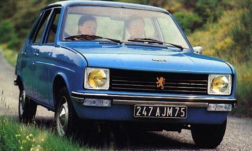 PEUGEOT 104 – (1972/1988) – Francia