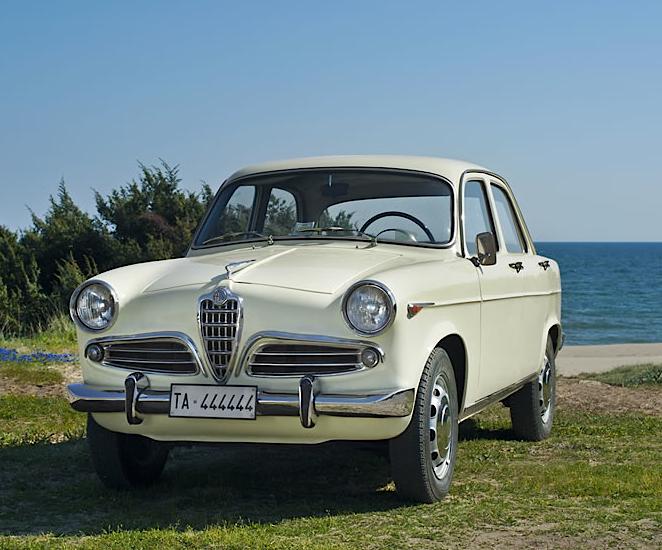 Alfa Romeo Giulietta Prima Serie Auto Depoca Anni 50 60