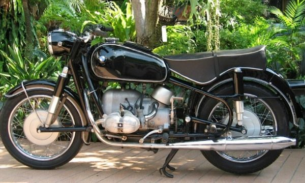 BMW R69 S – (1960/1967) – Germania