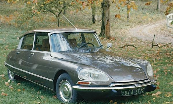 CITROEN DS 23 – (1972/1975) – Francia