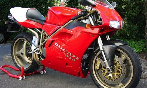 DUCATI 916 – (1994/1998) – Italia