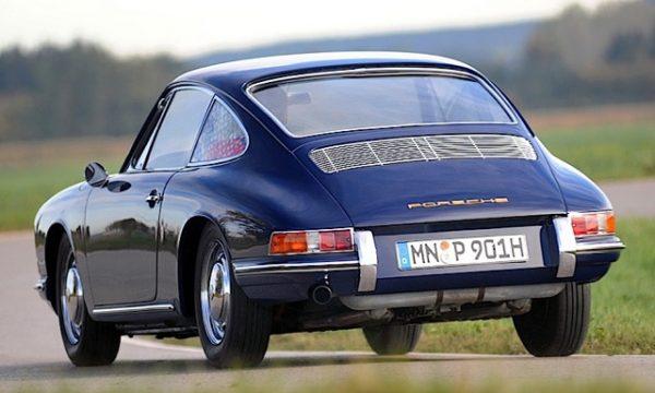 PORSCHE 911 (901) – (Dal 1964) – Germania