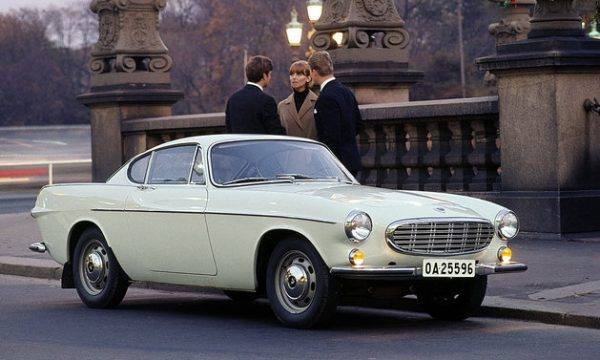 VOLVO P1800 – (1960/1973) – Svezia