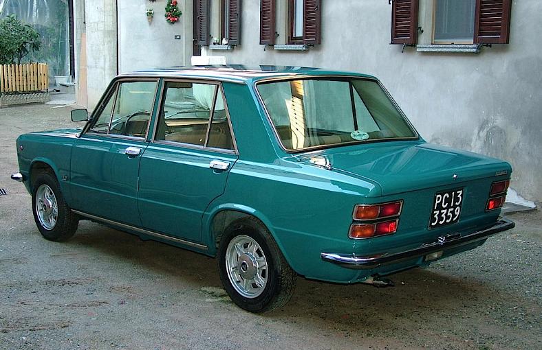 AUTOBIANCHI-A111-anni-70