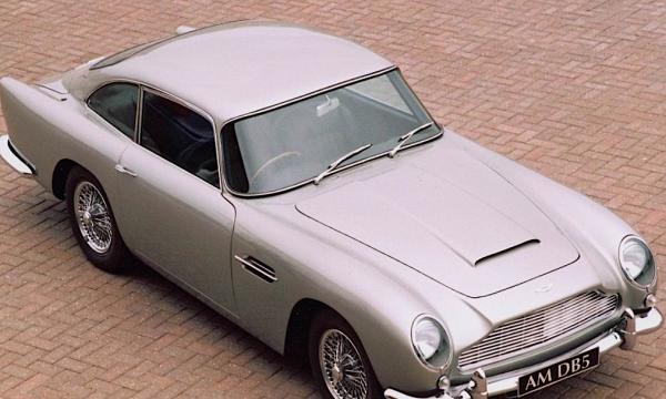 ASTON MARTIN DB5 – (1963/1965) – Gran Bretagna