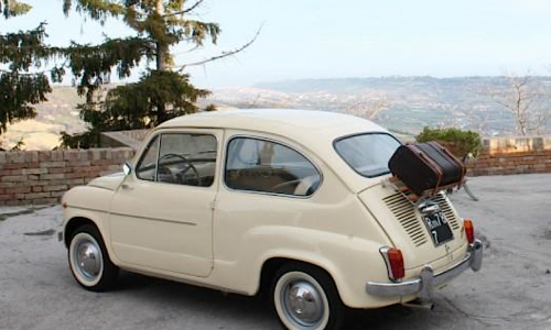 FIAT 600 D – (1960/1964) – Italia