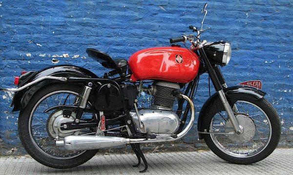 GILERA B300 – (1953/1969) – Italia