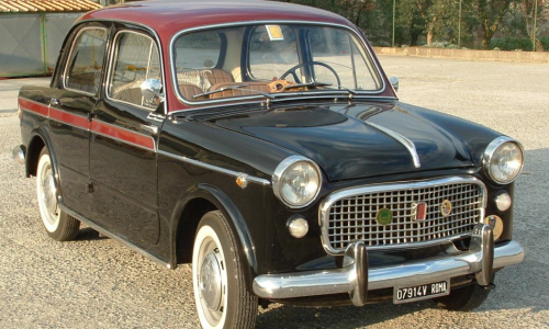 FIAT 1100/103 – (1953/1960) – Italia