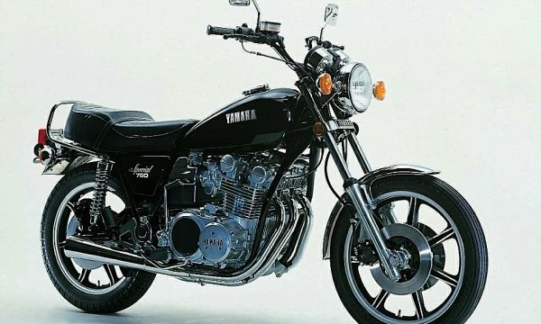 YAMAHA XS 750 S CUSTOM – (1976/1979) – Giappone