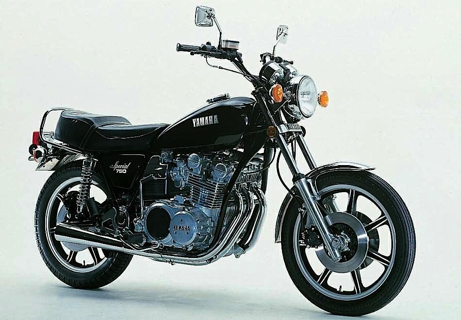 Yamaha XS 750 Special-1980