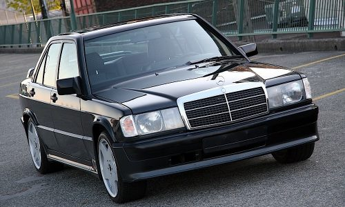 MERCEDES 190 E – (1983/1993) – Germania