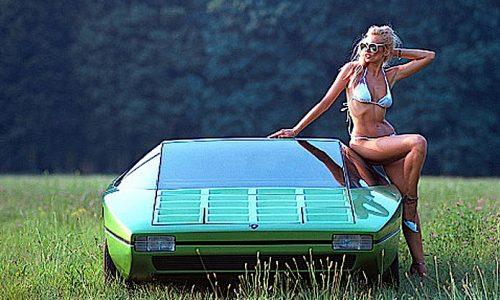 LAMBORGHINI BRAVO – (1974) – Italia