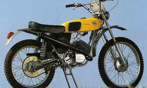 ANCILLOTTI SCARAB 50 e 125 cc. – (1968/1982) – Italia