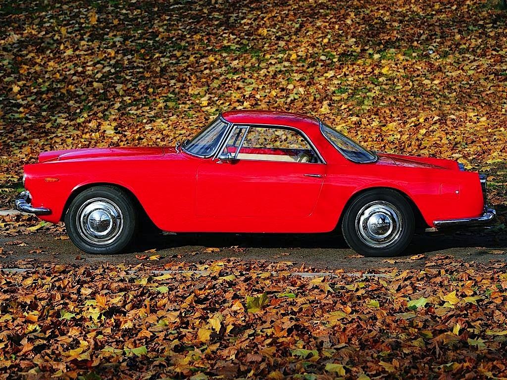 Lancia Flaminia GT-GTL Touring (1)
