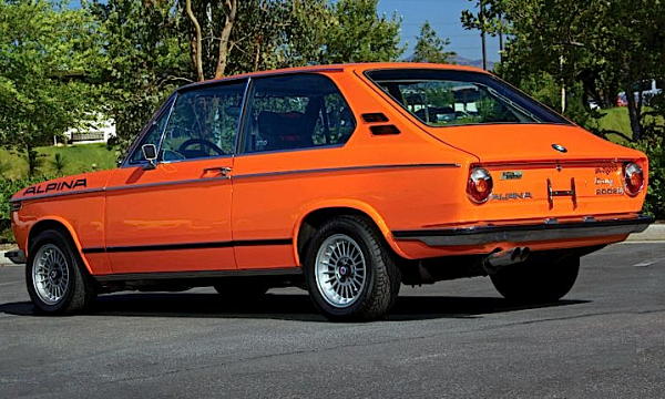 BMW TOURING – (1971/1974) – Germania