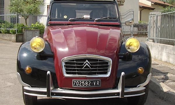 CITROEN 2CV CHARLESTON – (1980/1990) – Francia