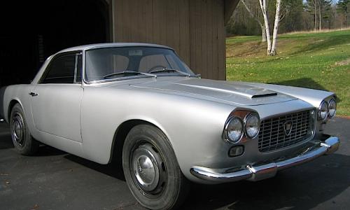 LANCIA FLAMINIA GT (prima serie) – (1959/1961)