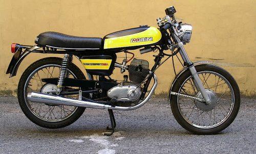 MOTO MORINI CORSARO – (1959/1974) – Italia
