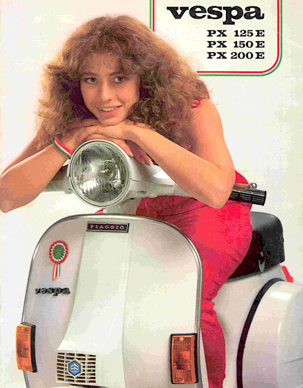 Piaggio Vespa Px Scooter Moto D Epoca Storia Video E Foto