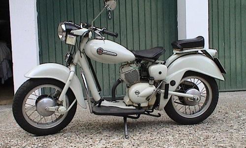 MOTOM DELFINO – (1952/1957) – Italia