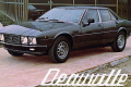 DE TOMASO DEAUVILLE - (1971-1988) - Italia