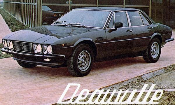 DE TOMASO DEAUVILLE – (1971-1988) – Italia