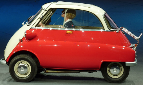 BMW ISETTA – (1955/1962) – Italia/Germania