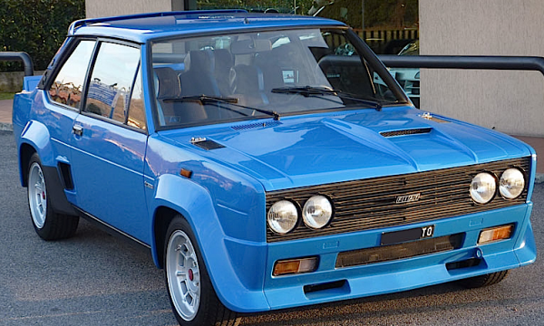 FIAT 131 ABARTH RALLY – (1976/1978) – Italia