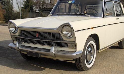 FIAT 1800 / 2100 – (1959/1961)