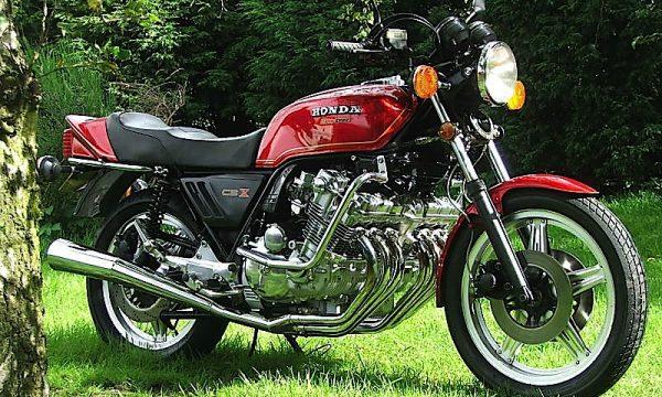 HONDA CBX 1000 SEI – (1978) – Giappone