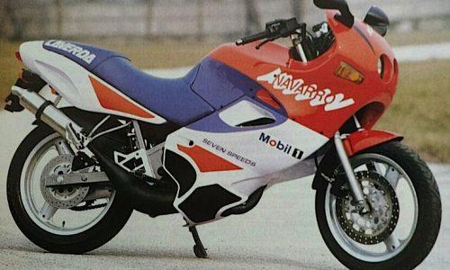 LAVERDA NAVARRO 125 – (1990/1992) – Italia