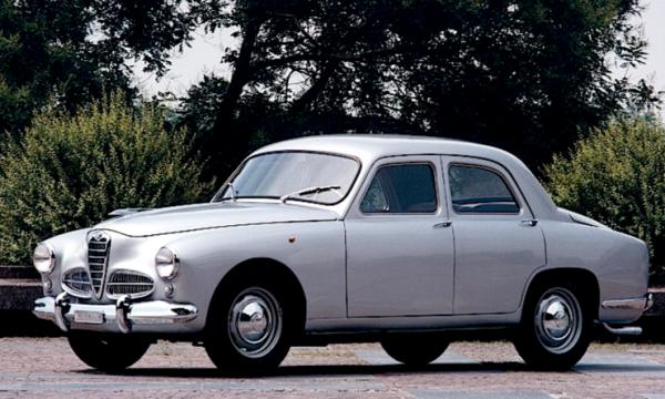 ALFA ROMEO 1900 berlina – (1950/1954) – Italia