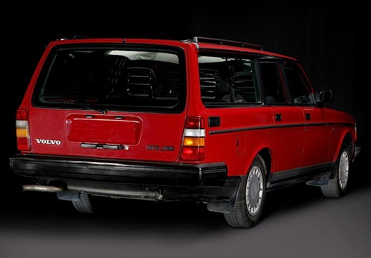 Volvo 240 Polar 1992