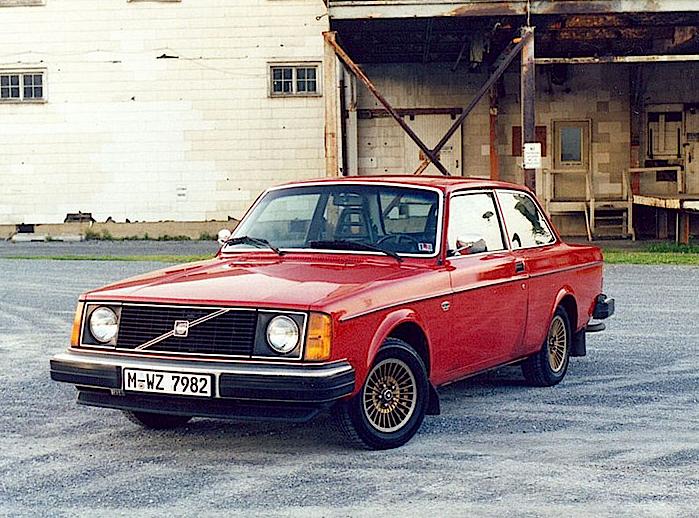 Volvo 242 L 1975